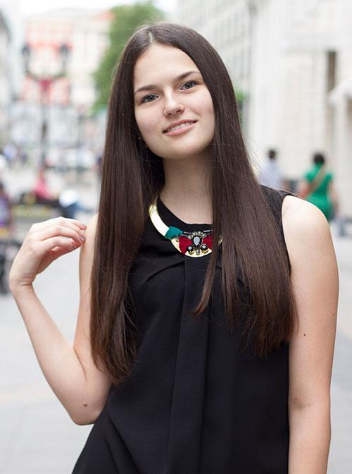 Interprete Standista hostess a Mosca
