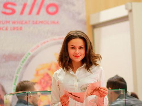 Interprete a Mosca italiano russo