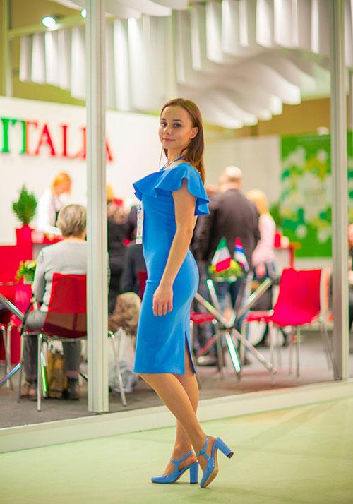Exhibition Hostess Interpreter