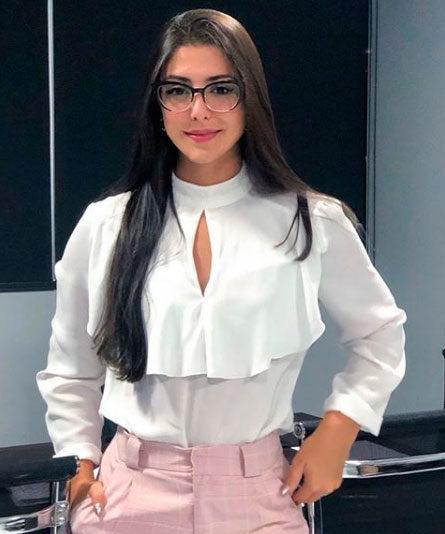 DairyTech 2021 hostess