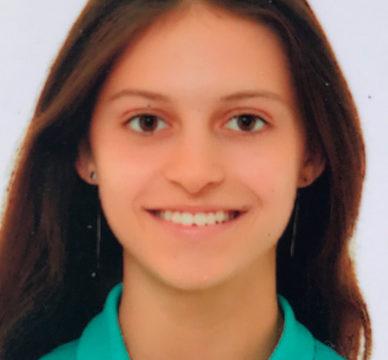 Moscow hostess interpreter Julia Frol